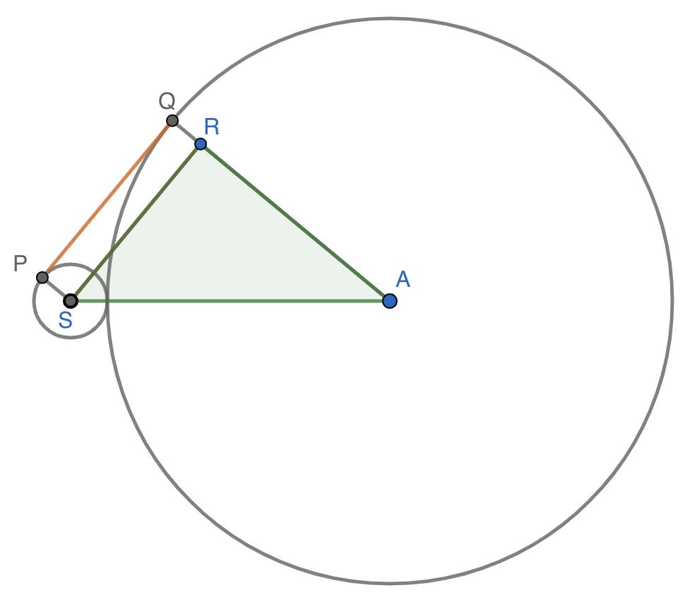 SM Savia Tema 13 - Ejercicio 120triángulo - Ejercicios resueltos del Teorema de Pitágoras