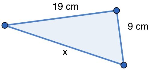 SM Savia Tema 13 - Ejercicio 14a - Teorema de Pitágoras