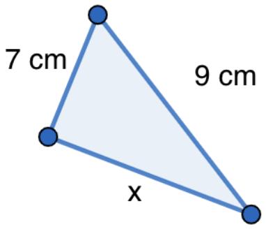 SM Savia Tema 13 - Ejercicio 14b - Teorema de Pitágoras