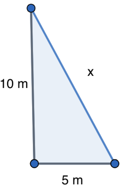 SM Savia Tema 13 - Ejercicio 17 - Teorema de Pitágoras