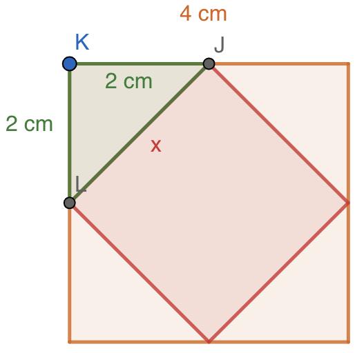 SM Savia Tema 13 - Ejercicio 66b - Ejercicios resueltos del Teorema de Pitágoras