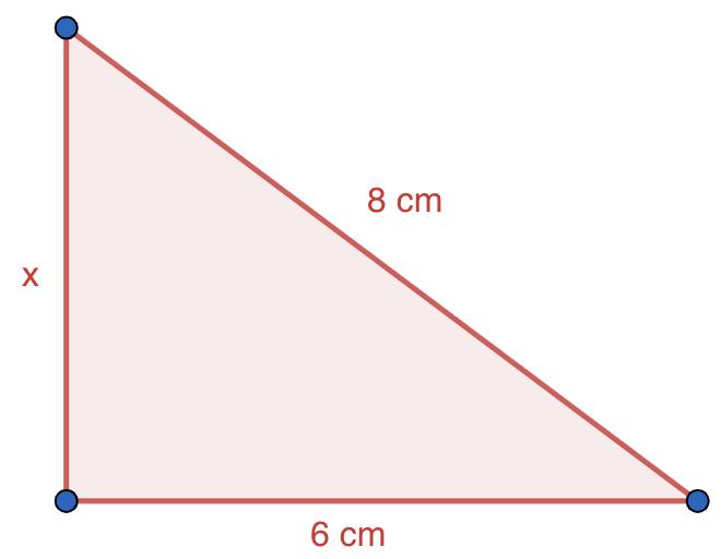 SM Savia Tema 9 - Ejercicio 16a - Ejercicios resueltos del Teorema de Pitágoras