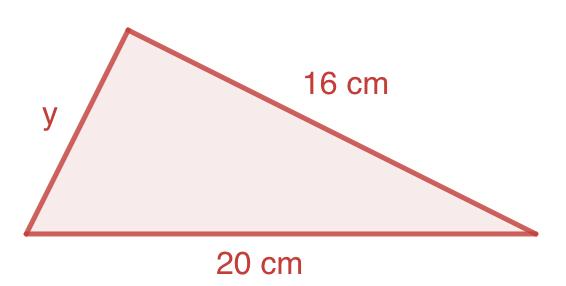 SM Savia Tema 9 - Ejercicio 16b - Ejercicios resueltos del Teorema de Pitágoras