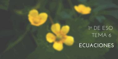 T06 – Ecuaciones