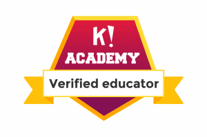 Kahoot Academy Verified Educator
